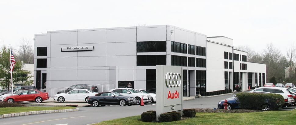 Princeton Audi Auto Dealership Shop Princeton